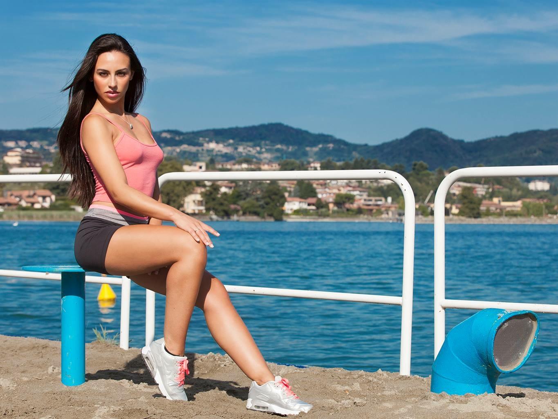 Chiara Bergamelli Nude Photos 46