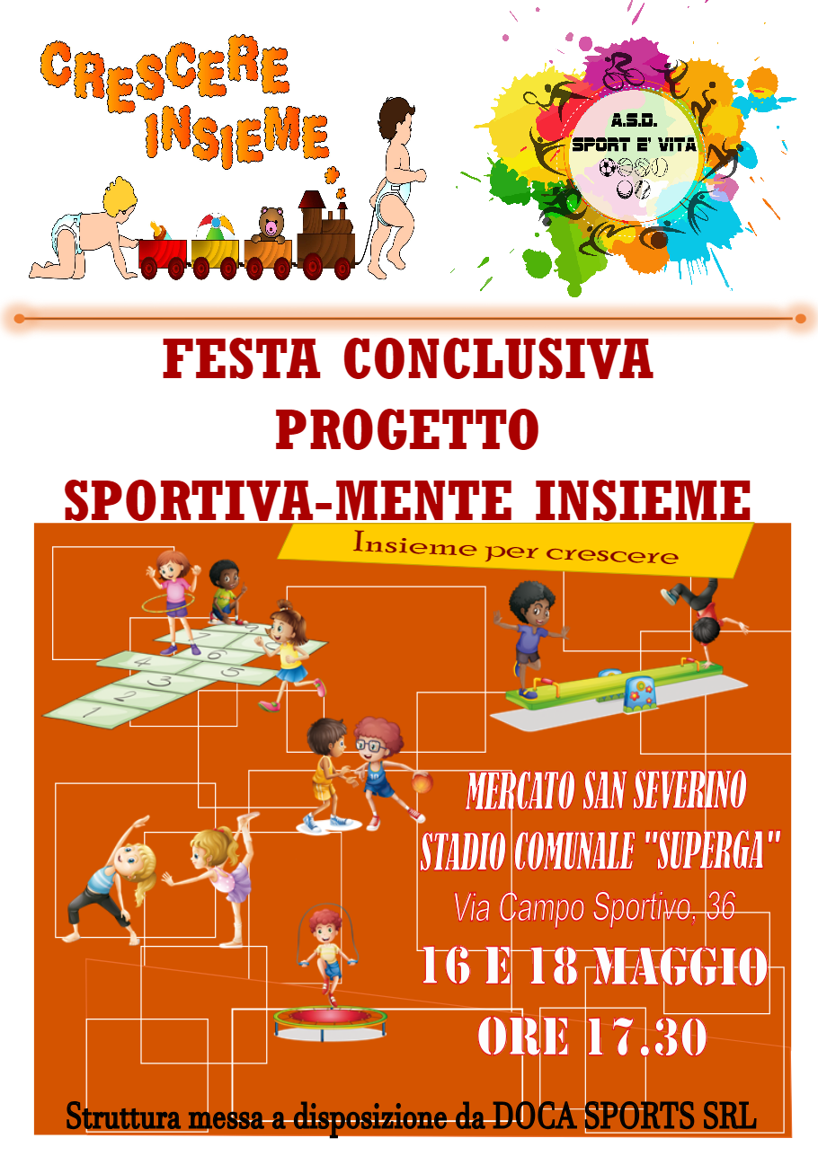 Sportiva - mente insieme a Mercato San Severino - Corriere dello ...
