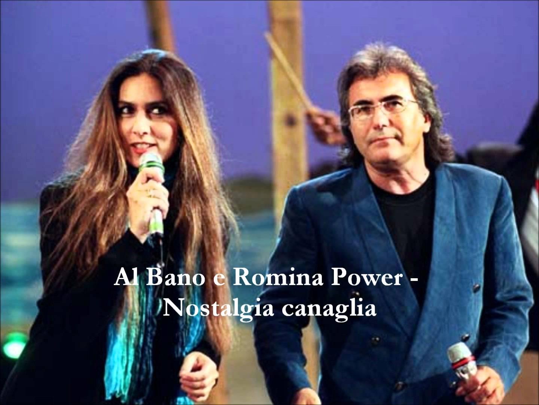 albano e romina power canzoni
