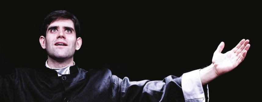 """6° Festival dei Monologhisti - Matthias Martelli """"Nel nome del dio web"""" @ Teatro Carlo Vacca"""